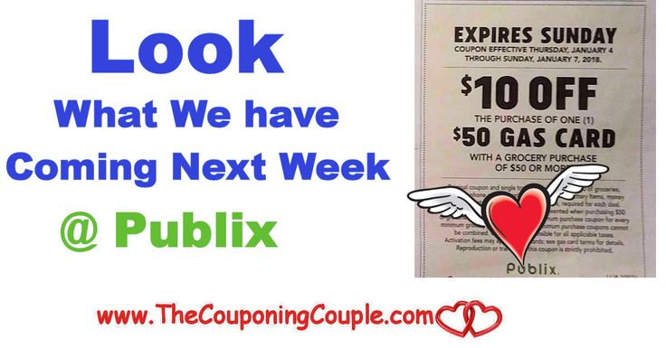 * LOOK * Gas Card Coupon Coming to Publix Next Week ~ Plus a Sneak Peek at a few of the items that will on sale  BOGO.  Enjoy!  Click the link below to get all of the details ► http://www.thecouponingcouple.com/look-gas-card-coupon-coming-to-publix-next-week/ #Coupons #Couponing #CouponCommunity  Visit us at http://www.thecouponingcouple.com for more great posts!