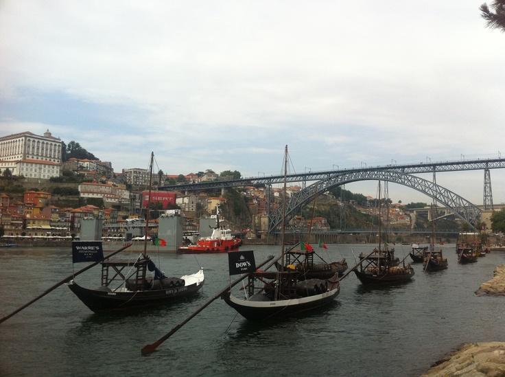 Ribeira do Douro, Gaia, Porto, 2011
