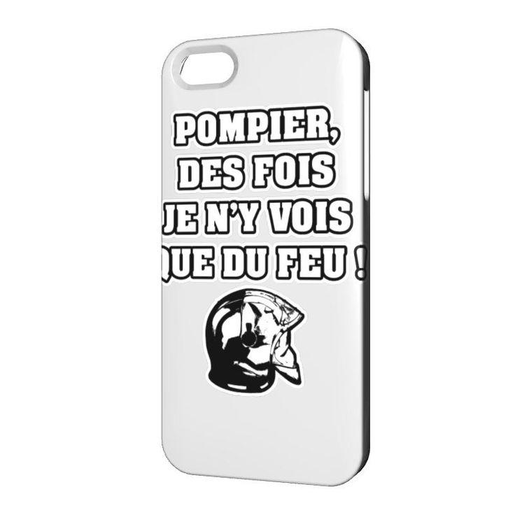 POMPIER, DES FOIS JE N'Y VOIS QUE DU FEU , T-shirt à s'offrir ici : https://shop.spreadshirt.fr/jeux-de-mots-francois-ville/les+t-shirts+pour+pompiers?q=T516877  #pompiers #leshommesdufeu #tshirt #sirène #alarme #feu #flammes #incendie #foyer #échelle #lance #rampe #sapeur #casque #caserne #secours #ambulancier #brancardier #volontaire #bénévole #braise #bouche #JEUXDEMOTS #FRANCOISVILLE #HUMOUR #DRÔLE #CITATION