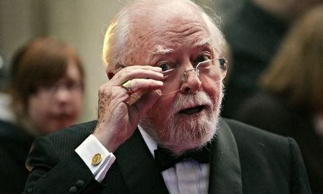 Richard Attenborough in 2008. Photograph: Lefteris Pitarakis/AP