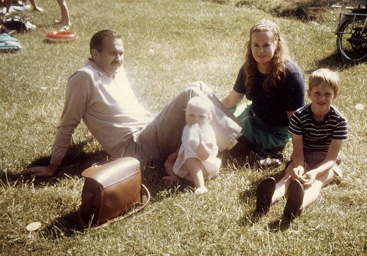 Ons gezin in 1967