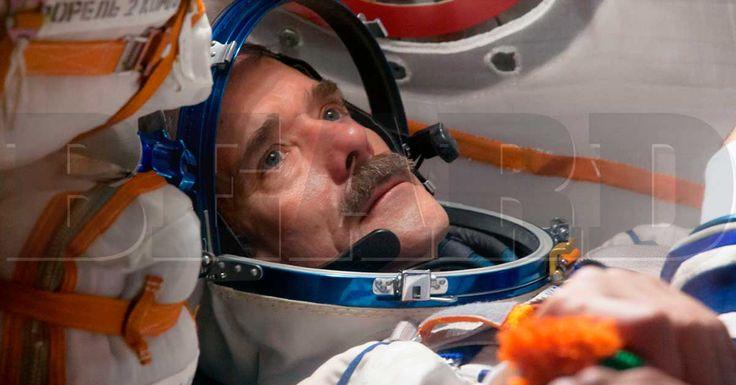 Os Astronautas barbudos que você talvez não conheça - Conheça alguns bigodudos que foram ao espaço!