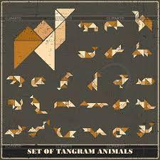 Resultado de imagem para tangram casas