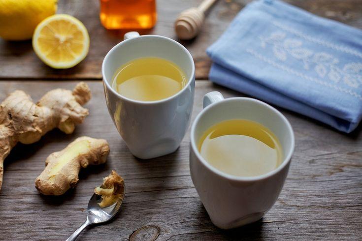 Kurer alt ...  Citron, ingefær Te, Lemonade eller Shot