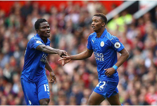 Leicester City's Demarai Gray nominated for top European award