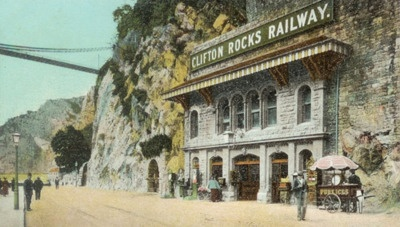 The Clifton Rocks Railway Station, Bristol