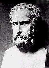 Jenófanes de Colofón fue un poeta elegíaco y filósofo griego. Sus obras sólo se conservan en fragmentos, gracias a citas de autores posteriores, actualmente recopiladas en la obra de H. Diels, revisada por W. Kranz.