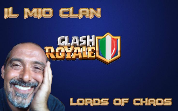 IL MIO CLAN LORDS OF CHAOS