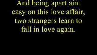 Journey - Faithfully lyrics, via YouTube.