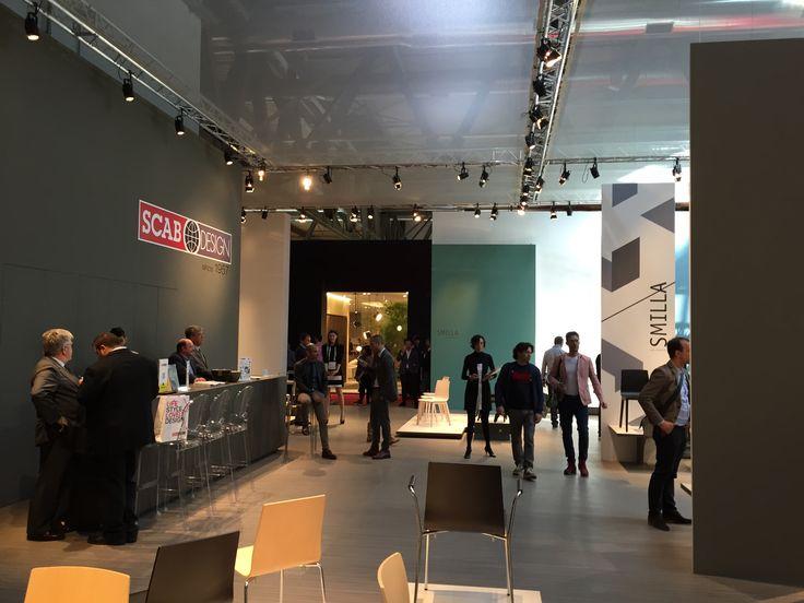 iSaloni 2015 - SCAB Design