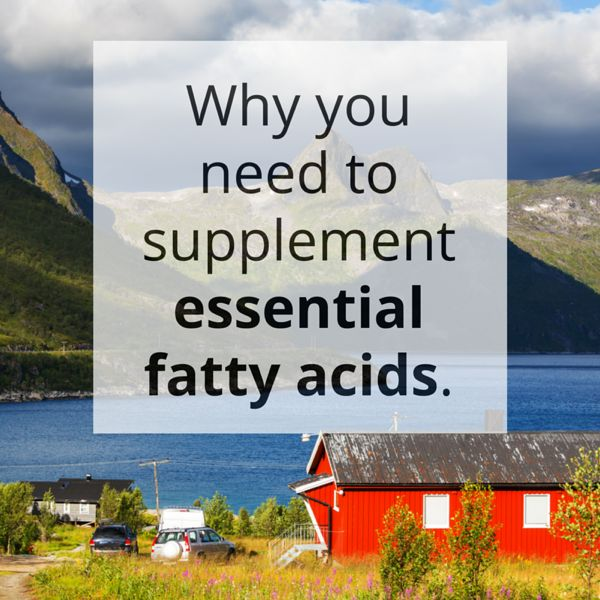 Today, healthy fatty acid deficiency is epidemic. This deficiency leads to cardiovascular and immune issues and other disorders. What do you do if you're HFA deficient?