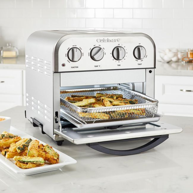 Cuisinart Compact Air Fryer Toaster Oven In 2020 Toaster Oven Racks Oven