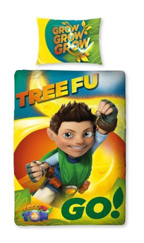 Character World 135 x 200 cm Tree Fu Tom Leaves Single Panel Duvet Set, Multi-Color Character World http://www.amazon.co.uk/dp/B00DEJVQQG/ref=cm_sw_r_pi_dp_3zjgub15AR7NZ