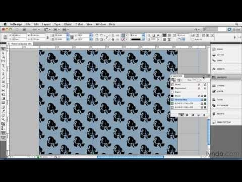 how to create x on indesign