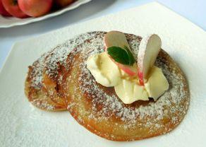 Fotografie článku: Recept na jablečné lívance krok za krokem