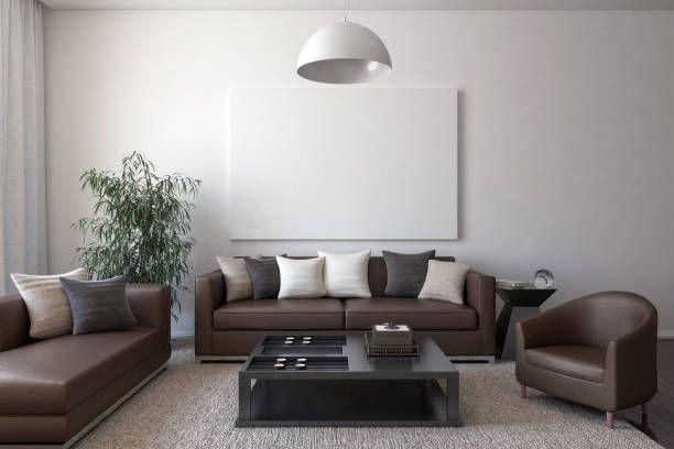 17 best ideas about brown leather furniture on pinterest - Decoracion salones pintura ...