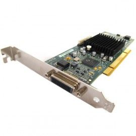Carte Graphique MATROX G550 PCI 32Mo DDR SDRAM G55MDDAP32DBF DUAL VGA 250Mhz