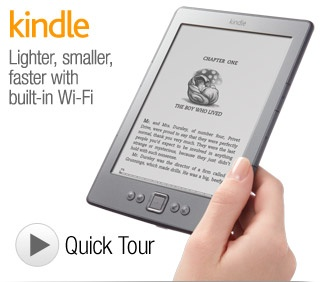 Kindle e-Reader -love my Kindle but I have the 2nd Gen. Trying to decide which newer one to get. Hmmmmm...