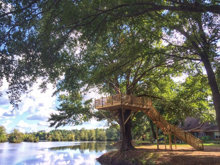 Treehouses built by our Customers | DIY Treehouses | Treehouse Supplies Hardware