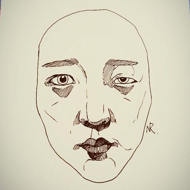 self-portrait 자화상