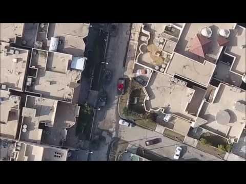 Zobaczcie ataki z drona - YouTube