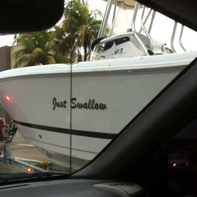 Best Boat Name Ever