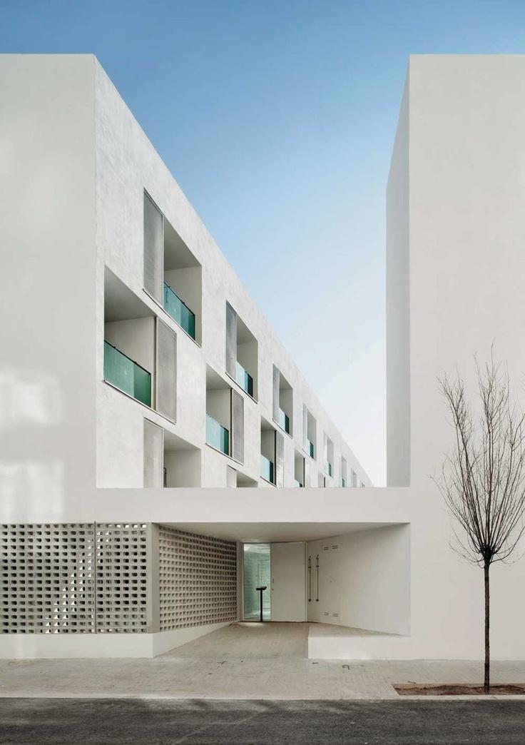 Sozialer Wohnungsbau für Senioren in Barcelona
