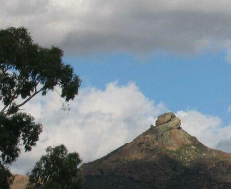 Kamieskroon Mountain
