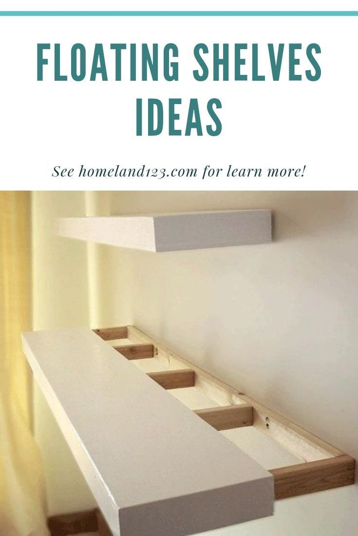 30++ Diy thin floating shelves trends