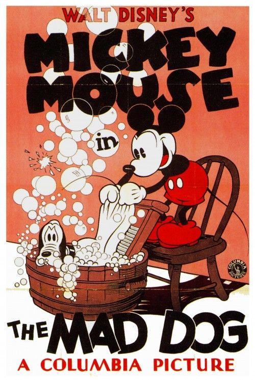 Mickey Mouse cover 1932