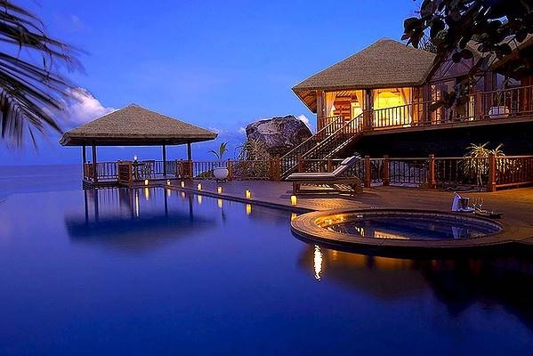 Fregate Island, Seychelles.