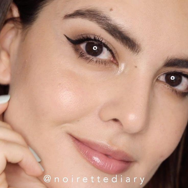 Makeup Natural - Natural makeup tutorial using full face of Benefit Cosmetics // Tutorial de maquillaje natural usan - Basic Makeup For Beginners, Makeup Tutorial For Beginners, Purple Makeup Looks, Blue Makeup, Benefit Cosmetics Tutorial, Maquillaje Natural Tumblr, Makeup Videos, Makeup Tips, Eyeshadow Makeup