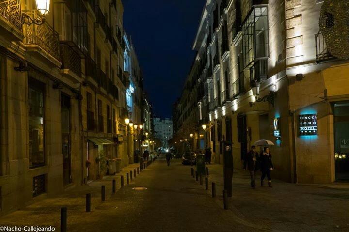 Calle del prado for Calle del prado 9 madrid espana