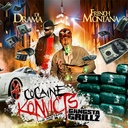 French Montana - Cocaine Konvicts: Gangsta Grillz Hosted by Drama - Free Mixtape Download or Stream it
