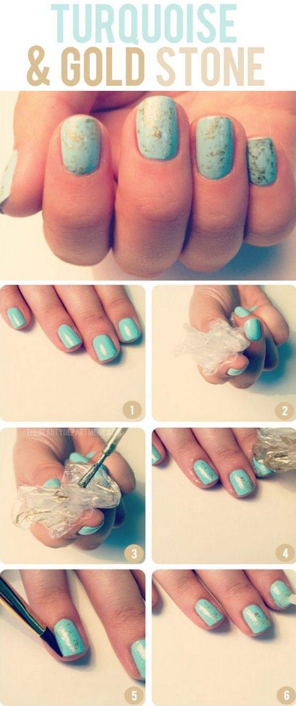 Easy Nail Art Tutorials.