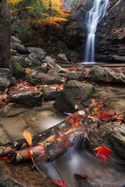 Peavine Falls, Oak Mountain State Park, Alabama