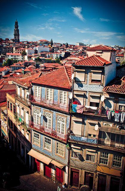 海外旅行世界遺産 ポルト歴史地区 ポルトガルの絶景写真画像ランキング  ポルトガル