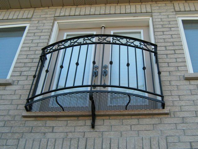 Orlando Wrought Iron Balcony Railing: Best 25+ Iron Balcony Ideas On Pinterest