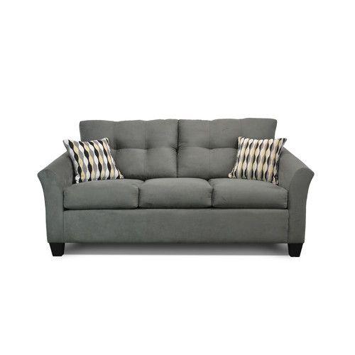 Piedmont Furniture Camila Sofa & Reviews   Wayfair $459 also in white