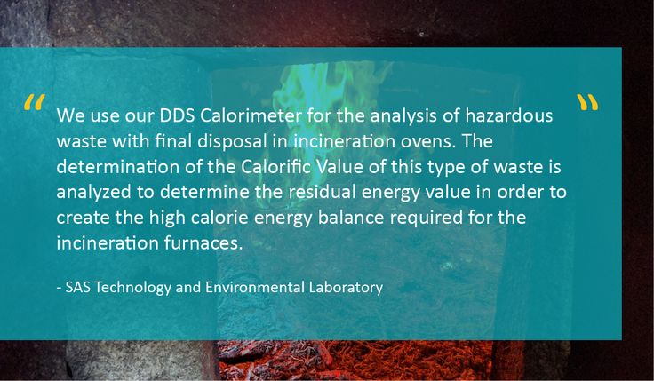 We love getting positive feedback from our clients - SAS Technology & Environmental Laboratory in Colombia - DDS CALORIMETERS   Visit our page and see what is new: https://www.ddscalorimeters.com/