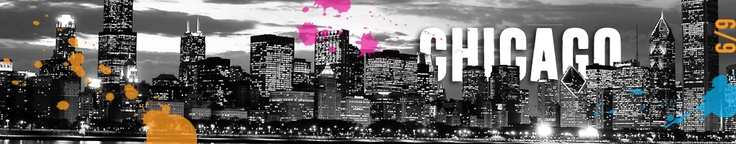 Color Run 5k in Chicago - June 9, 2012!  Looks like a blast!