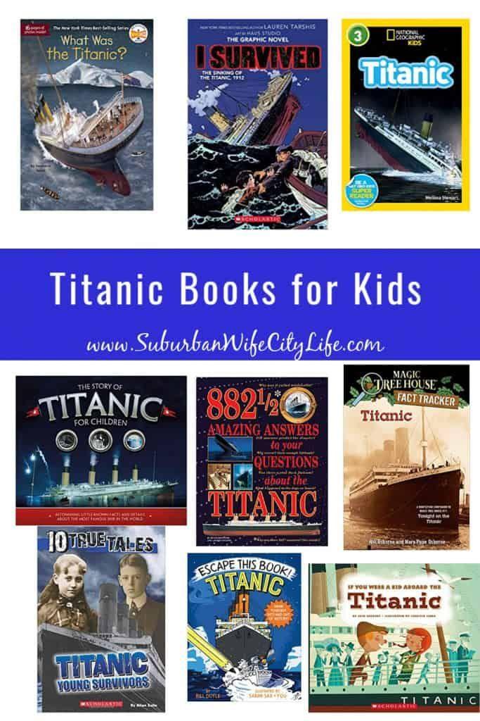 Titanic Titanic Magic Tree House Books Help Teaching