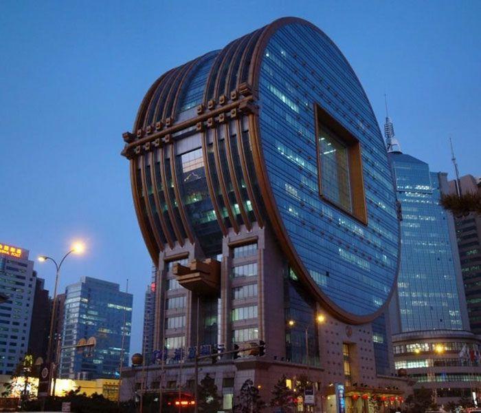 Fang Yuan Building, Shenyang, China