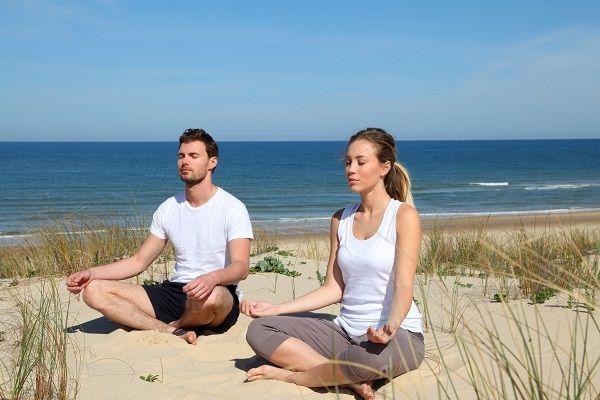 razem możecie też medytować