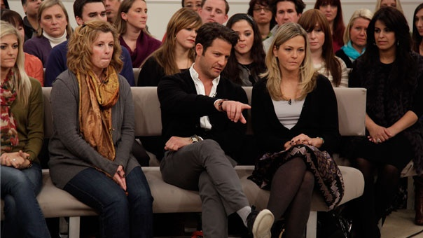 The Nate Berkus Show. He's so awesome. He gave me a dresser!
