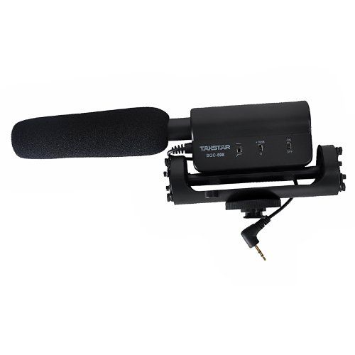 TAKSTAR SGC-598 Photography Interview MIC Microphone for Nikon Canon Camera DV Camcorder TAKSTAR,http://www.amazon.com/dp/B00E1D2LTA/ref=cm_sw_r_pi_dp_9fdmtb019F727WNW