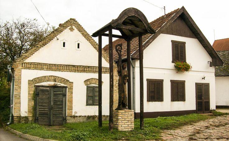 Pincefalu / Winemaker's village (Hajós, Bács-Kiskun, Great Plain)
