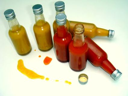 how to make your own hot sauce company