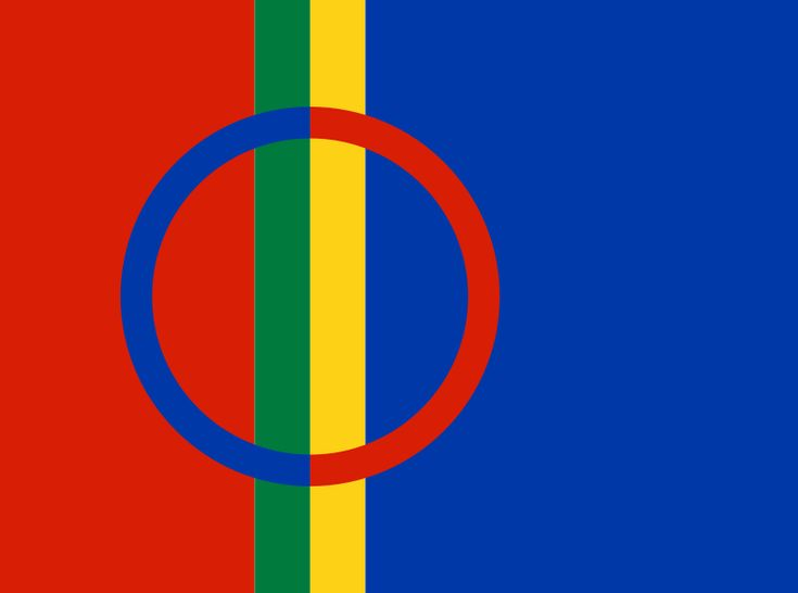 Saami flag
