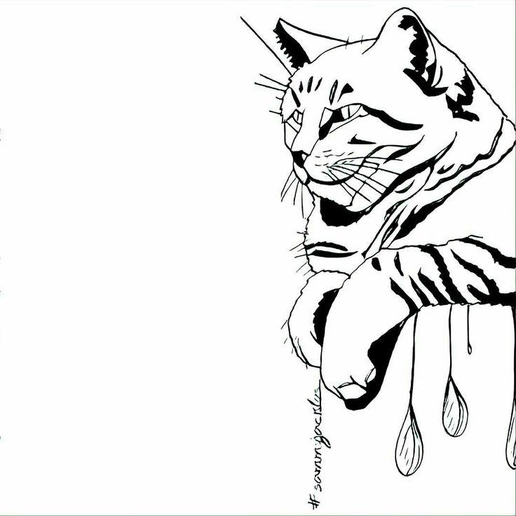 Due rest. #sammyjackles #cat #catart #pet #petartcommissions #pets #art #artcommissions #catlover #animalart